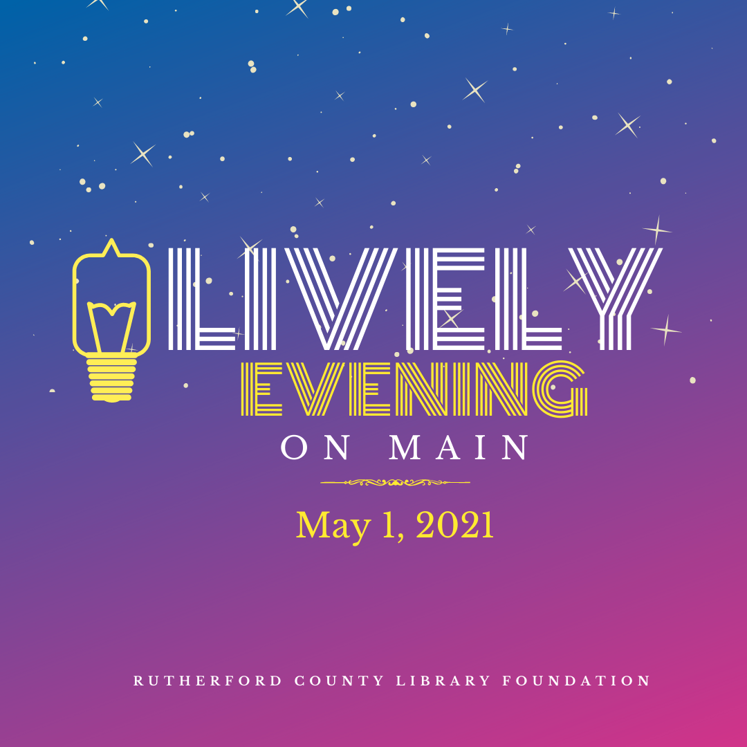 A Lively Evening on Main: RCLS Foundation Fundraiser