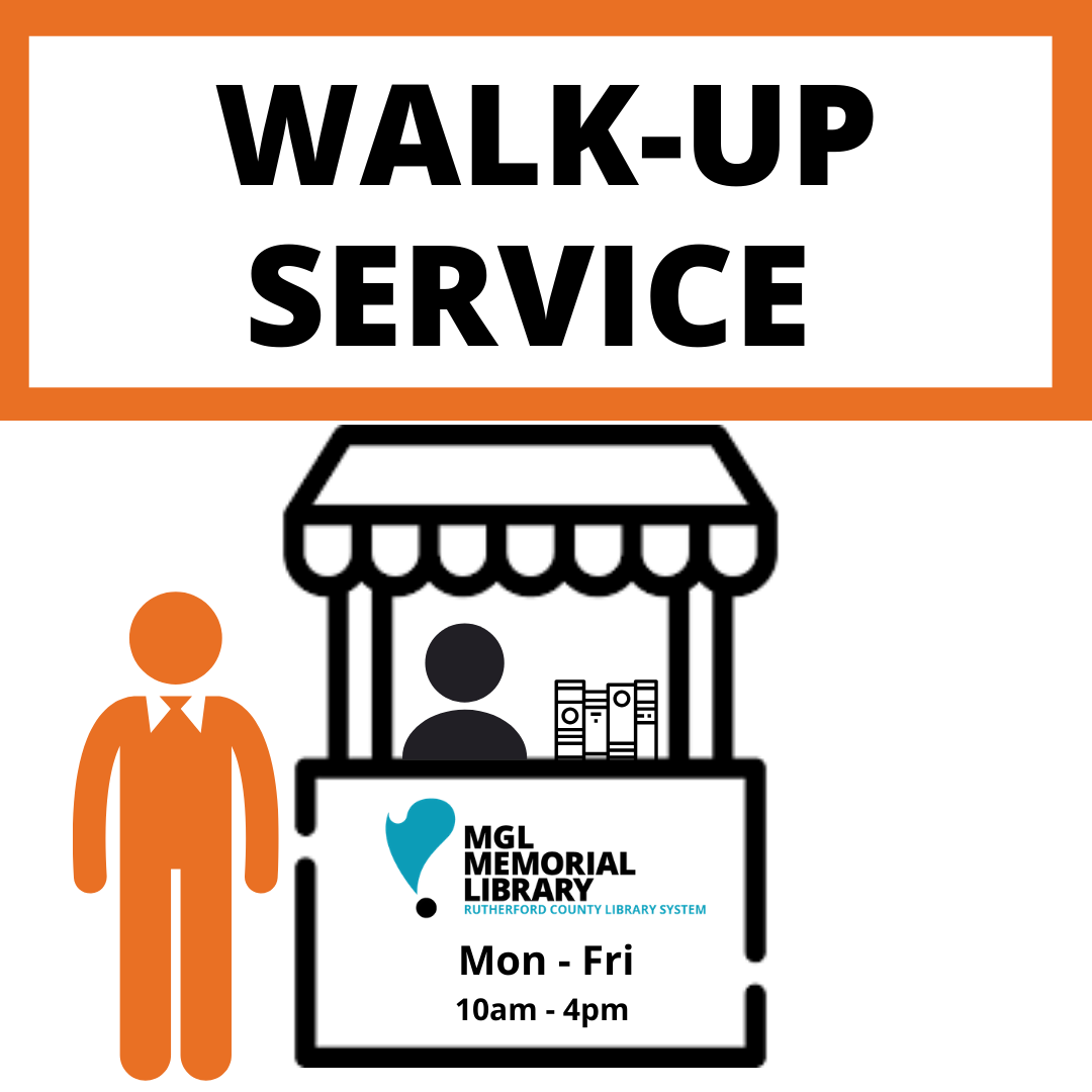Walk-Up Service at MGL in Patterson Park