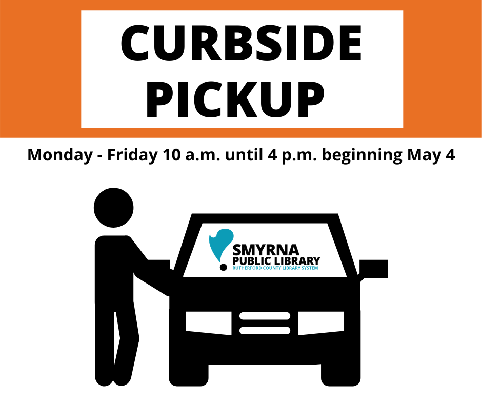 Smyrna Public Library Offering Curbside Service