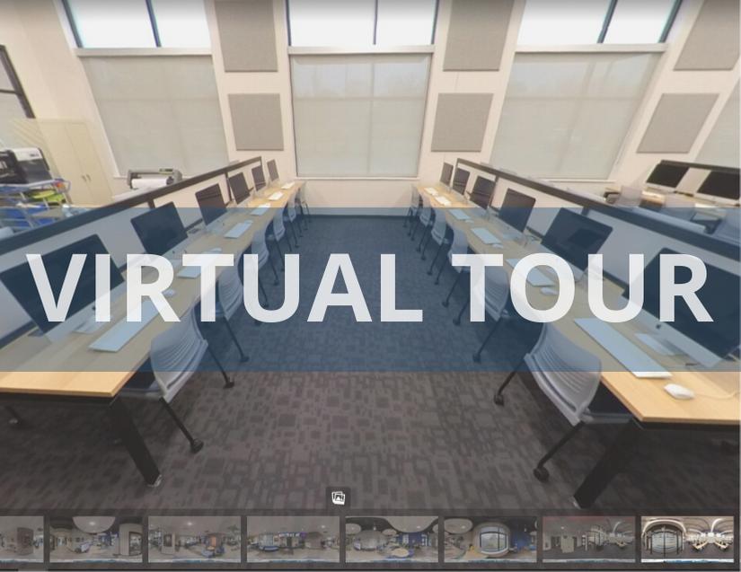 360° Virtual Tour of the TEC